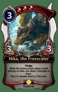 Nika, the Freescaler