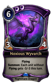 Noxious Wyvarch