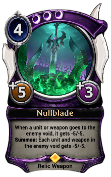 Nullblade