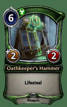 Oathkeeper's Hammer