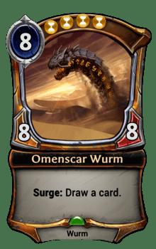 Omenscar Wurm