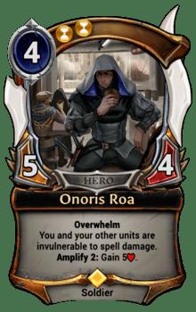 Onoris Roa