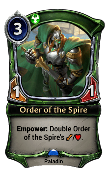 Order of the Spire
