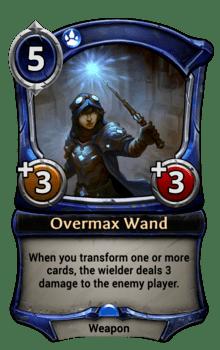 Overmax Wand