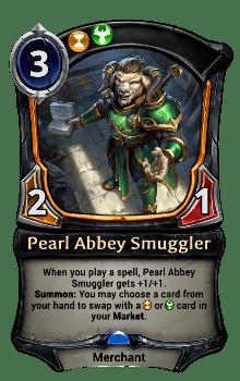 Pearl Abbey Smuggler