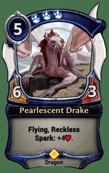 Pearlescent Drake