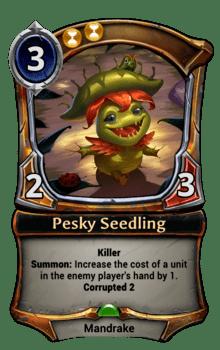 Pesky Seedling