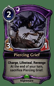 Piercing Grief