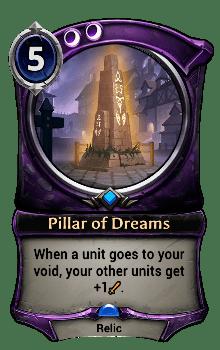 Pillar of Dreams