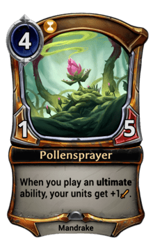 Pollensprayer