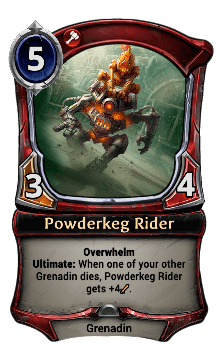 Powderkeg Rider