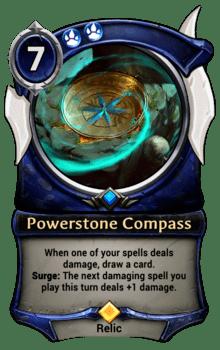 Powerstone Compass