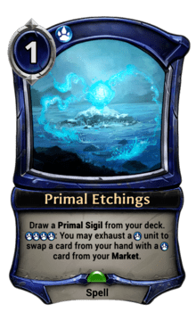 Primal Etchings