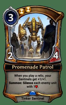 Promenade Patrol
