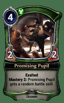 Promising Pupil
