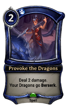 Provoke the Dragons