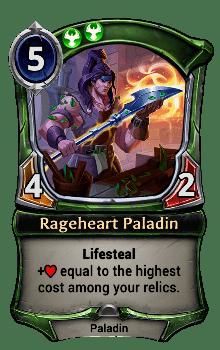 Rageheart Paladin