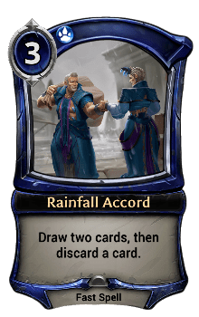 Rainfall Accord