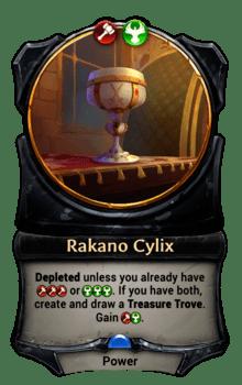 Rakano Cylix