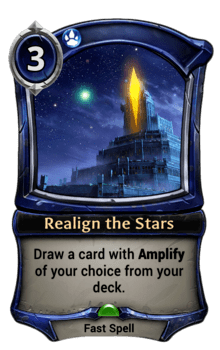 Realign the Stars