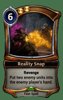 Reality Snap