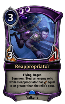 Reappropriator