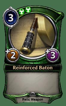Reinforced Baton