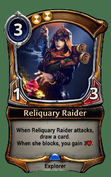 Reliquary Raider
