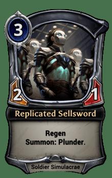 Replicated Sellsword