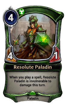 Resolute Paladin