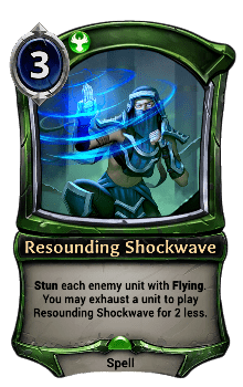 Resounding Shockwave