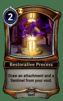Restorative Process