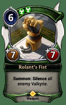 Rolant's Fist