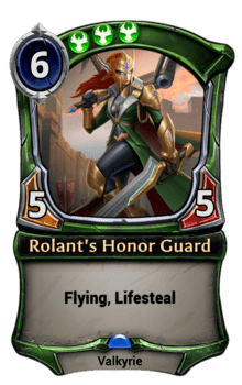 Rolant's Honor Guard
