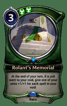 Rolant's Memorial