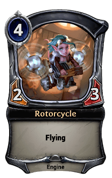 Rotorcycle