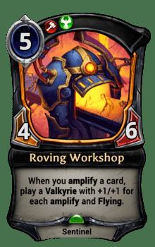 Roving Workshop