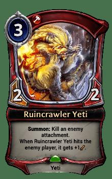 Ruincrawler Yeti