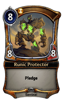 Runic Protector