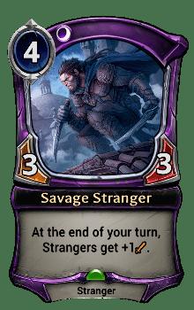 Savage Stranger