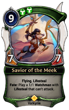 Savior of the Meek
