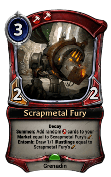 Scrapmetal Fury