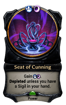 Seat of Cunning