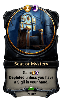 Seat of Mystery