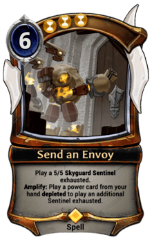 Send an Envoy