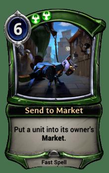 Send to Market