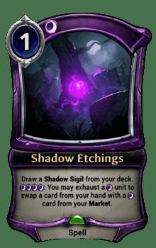 Shadow Etchings