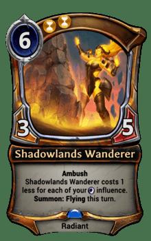 Shadowlands Wanderer