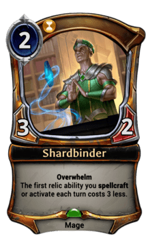 Shardbinder