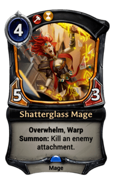 Shatterglass Mage
